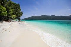 Ravee island, Koh Ravee, Satun province Thailand Stock Image