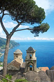 Ravello Amalfi Coast Stock Images