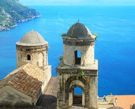Ravello Amalfi Coast Stock Photography