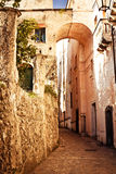 Ravello, Amalfi Coast, Italy. Stock Photography