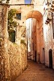Ravello, Amalfi Coast, Italy. Stock Photography