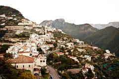 Ravello, Amalfi Coast, Italy. Stock Photo