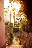 Ravello, Amalfi Coast, Italy. Stock Photos