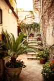 Ravello, Amalfi Coast, Italy. Royalty Free Stock Photography