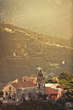 Ravello, Amalfi Coast, Italy. Royalty Free Stock Images