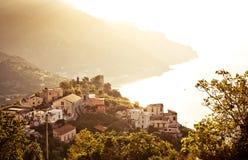 Ravello, Amalfi Coast, Italy. Royalty Free Stock Photos