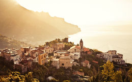Ravello, Amalfi Coast, Italy. Stock Photos