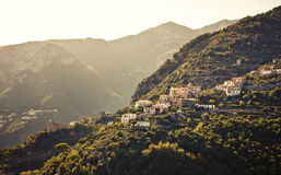 Ravello, Amalfi Coast, Italy. Royalty Free Stock Photography