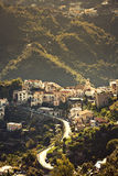 Ravello, Amalfi Coast, Italy. Royalty Free Stock Photos