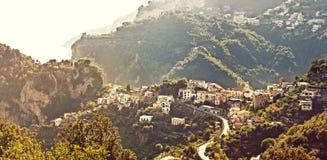 Ravello, Amalfi Coast, Italy. Stock Image