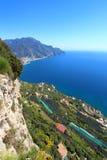 Ravello, Amalfi coast, Italy Royalty Free Stock Photography