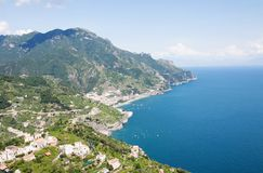 Ravello, Amalfi Coast, Italy Royalty Free Stock Images