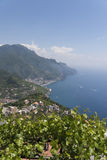 Ravello - Amalfi Coast Stock Image