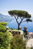 Ravello - Amalfi-Küste stockfotografie