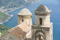 Ravello church Stock Photography