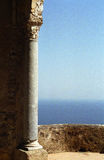 Ravello column Royalty Free Stock Photo