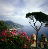 Ravello, Italien Stockfotos