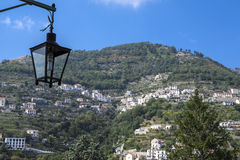 Ravello, A Scenic Hill Town Along the Amalfi Coast Royalty Free Stock Image