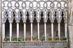 Ravello - Villa Rufolo,  Amalfi coast, Italia Royalty Free Stock Photography