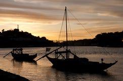 Ravelos in Porto Royalty Free Stock Image
