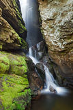 Raven Cliff Falls Stock Photography