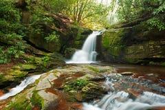 Raven Cliff Falls royalty free stock photo