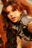 Raven Hair Stock Photography