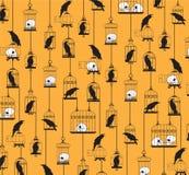 Raven Pattern Fotografía de archivo libre de regalías