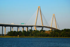 Ravenel most Obraz Royalty Free