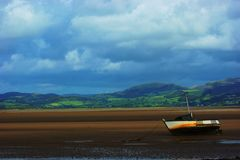 Ravenglass estuary Stock Photography