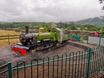 Ravenglass railway Royalty Free Stock Image
