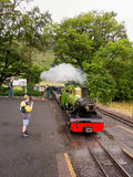 Ravenglass railway Royalty Free Stock Photography