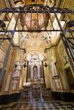 Ravenna Basilica of Saint Apollinare Nuovo Stock Image