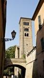 Ravenna Basilica of Saint Francis Stock Photography