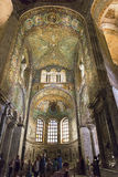 Ravenna Basilica of St Vitale Royalty Free Stock Images