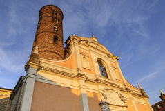 Ravenna - Church of San Giovanni Battista Royalty Free Stock Image