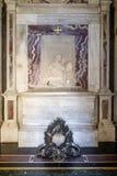 Ravenna emilia romagna Italien Europa gravvalvet av poeten Dante Alighieri royaltyfri fotografi