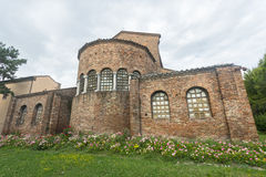 Ravenna (Italien) Arkivfoton