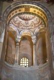 Ravenna, Italien - 7. Juli 2016 - Mosaik-Byzantiner Lizenzfreie Stockfotografie