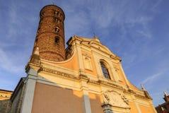 Ravenna - kościół San Giovanni Battista Obraz Royalty Free