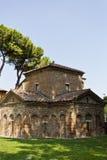Ravenna Mausoleum of Galla Placidia Royalty Free Stock Image