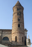 Ravenna - Old belfry Stock Photo