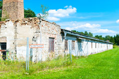 Ravensbruck Concentration Camp Stock Photography