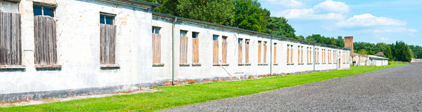 Ravensbruck Concentration Camp Royalty Free Stock Photo