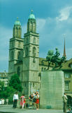 Ravensburg town church Royalty Free Stock Photos