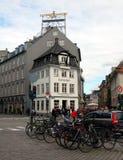 Ravhuset琥珀博物馆 免版税图库摄影