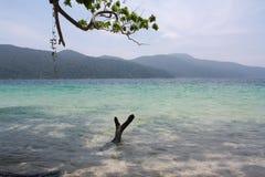 Ravi Island image libre de droits
