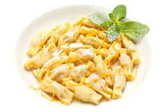 Ravioli Royalty Free Stock Photos