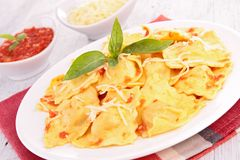 Ravioli Royalty Free Stock Image