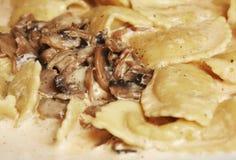 Ravioli Fungi Stock Photos